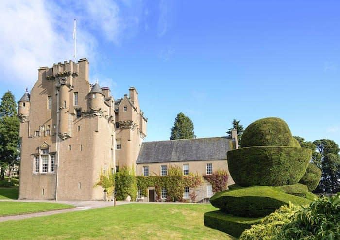 Crathes-castle-aberdeenshire