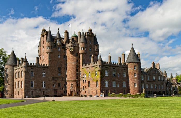 Glamis Castle Things to do in Angus